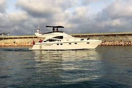 Princess 52 for sale in Spain for €185,000 (£168,951)