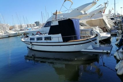 Mojoni 45 for sale in Spain for €29,500 (£25,866)