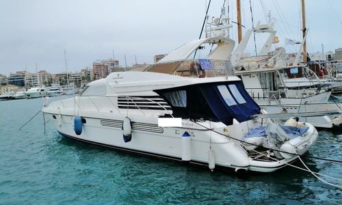 Image of Fairline Squadron 59 for sale in Spain for €199,000 (£179,676) Costa Blanca, Spain