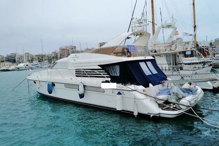 Fairline Squadron 59 for sale in Spain for €199,000 (£170,426)