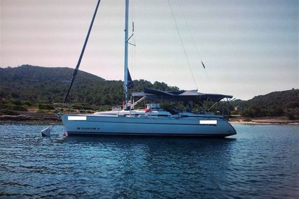 Bavaria 36 BC for sale in Spain for €55,000 (£47,470)
