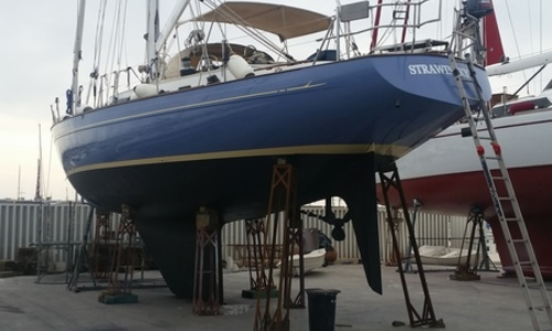 Image of Camper Nicholson 58 for sale in Spain for €185,000 (£164,004) Costa Blanca, Spain