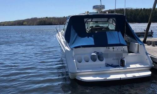 Image of Sea Ray 37 Express Cruiser for sale in United States of America for $74,500 (£56,691) Castine, Maine, United States of America