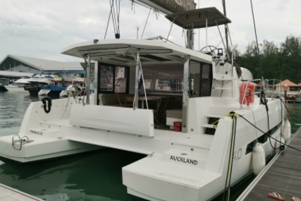 Bali Catamarans 4.0 for sale in Malaysia for €379,000 (£337,952)