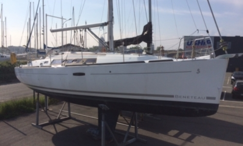 Image of Beneteau Oceanis 34 for sale in France for €68,000 (£59,710) DUNKERQUE, France