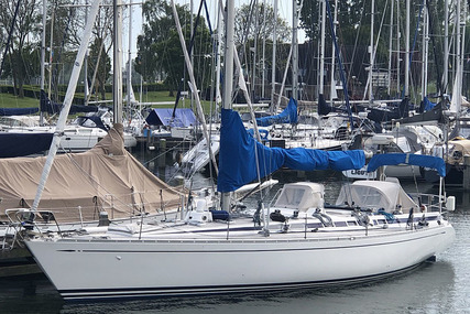 Nautor's Swan 46 for sale in Netherlands for €150,000 (£133,617)