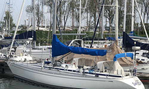 Image of Nautor's Swan 46 for sale in Netherlands for €150,000 (£137,495) Enkhuizen (, Netherlands