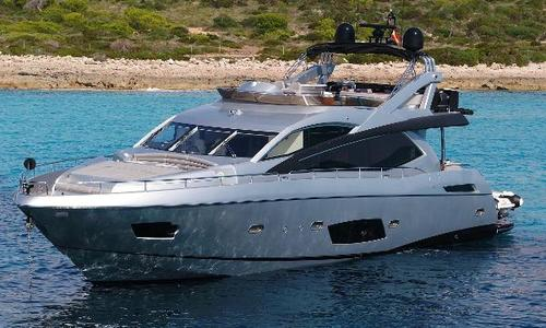 Image of Sunseeker Manhattan 73 for sale in Spain for £1,395,000 Mallorca, Alcúdia, Spain