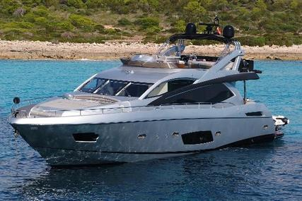 Sunseeker Manhattan 73 for sale in Spain for £1,395,000