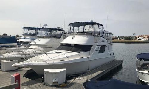 Image of Silverton 372 Motor Yacht for sale in United States of America for $110,000 (£86,492) Huntington Beach, CA, United States of America
