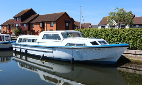 Image of Aquafibre 42 for sale in United Kingdom for £29,950 Norfolk Yacht Agency, United Kingdom