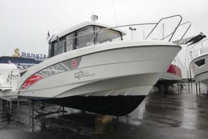 Beneteau Barracuda 8 for sale in France for €63,500 (£56,034)