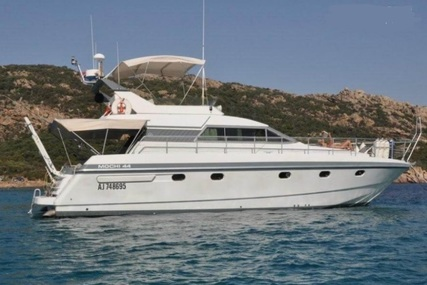 Mochi Craft 44 for sale in France for €74,000 (£64,978)