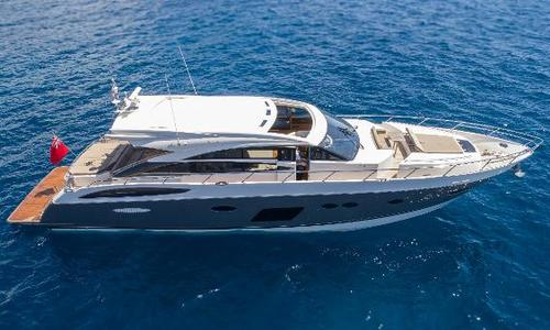 Image of Princess V72 for sale in Spain for £1,225,000 Mallorca, Spain