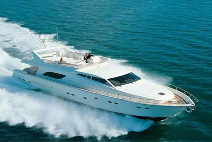 Ferretti 80 for sale in Greece for €750,000 (£671,489)