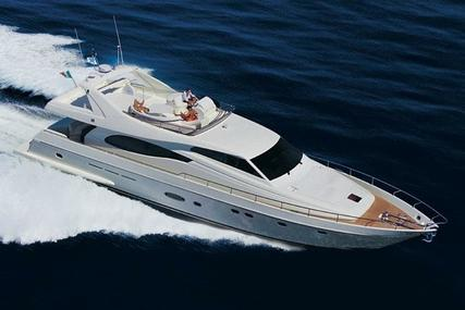 Ferretti 730 for sale in Greece for €780,000 (£698,349)