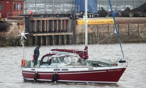 Image of HANS GROOP Joemarin 34 for sale in  for £43,000 Grimsby,