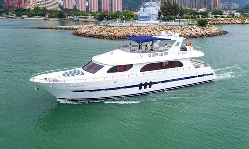 Image of Accelera Custom-made 82' for sale in Hong Kong for $995,000 (£811,119) Hong Kong