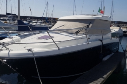 Jeanneau Merry Fisher 855 for sale in Portugal for €80,000 (£71,626)
