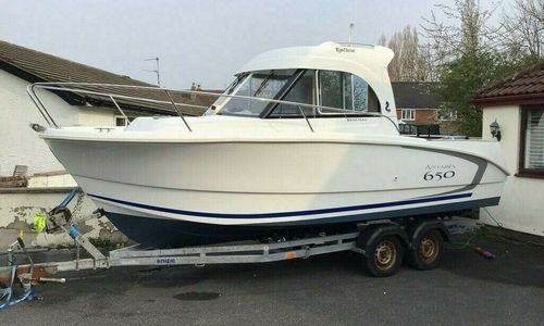 Image of Beneteau Antares 650 for sale in  for £5,800