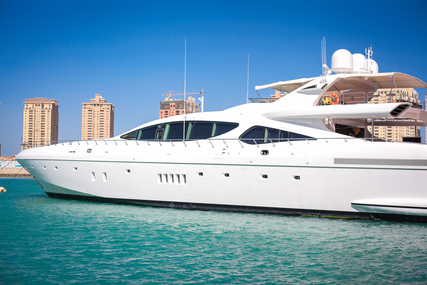 Mangusta 165 for sale in Greece for $16,000,000 (£12,793,859)