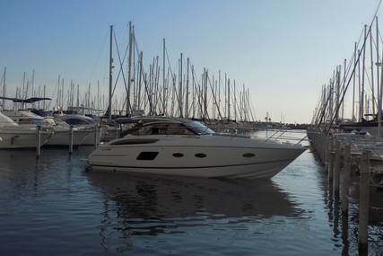 Princess V39 for sale in France for €380,000 (£333,100)