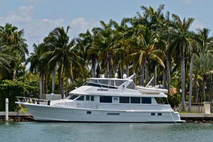 Hatteras 74 Sport Deck Motor Yacht for sale in United States of America for $699,000 (£559,935)