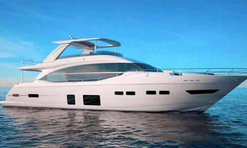 Image of Princess 75 for sale in France for €2,895,000 (£2,581,917) Cannes, France