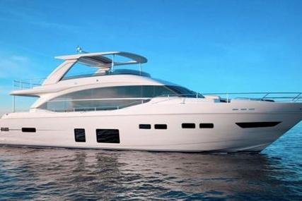 Princess 75 for sale in France for €2,895,000 (£2,581,917)