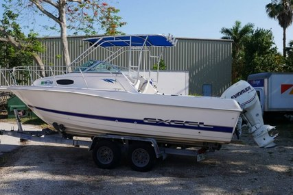Wellcraft Excel 23 Fish for sale in United States of America for $14,990 (£10,592)