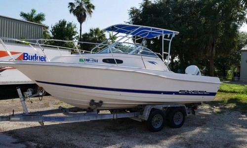 Image of Wellcraft Excel 23 Fish for sale in United States of America for $14,990 (£10,840) Naples, Florida, United States of America