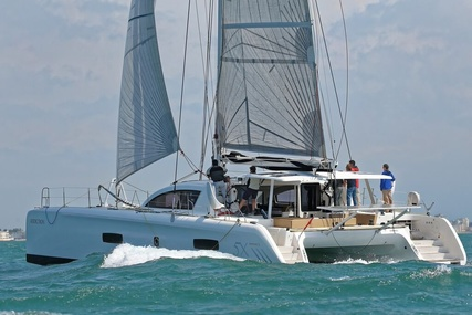 Outremer 5X for sale in France for €1,399,000 (£1,247,481)