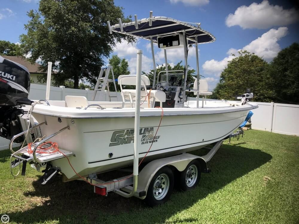 Carolina Skiff 218DLV for sale in United States of America for $18,750