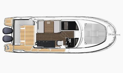 Image of Jeanneau Merry Fisher 1095 FLY Legend - IN STOCK NOW for sale in United Kingdom for £237,297 Swanwick, United Kingdom
