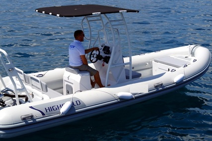 Highfield Patrol 600 for sale in Croatia for €41,000 (£37,367)