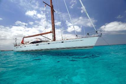 Oyster 72 for sale in Spain for €1,100,000 (£971,972)