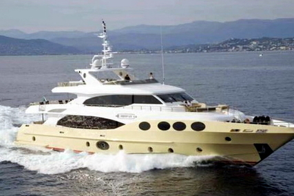 Majesty 125 for sale in Spain for €6,950,000 (£6,141,095)