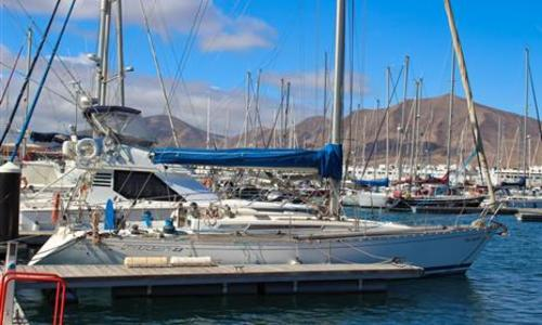 Image of Beneteau First 42 for sale in Spain for €50,000 (£45,659) Lanzarote, Spain