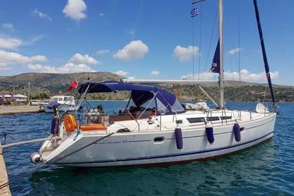 Jeanneau Sun Odyssey 45 for sale in Greece for €84,950 (£76,543)
