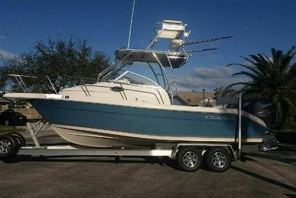 Cobia 250 WA for sale in United States of America for $49,000 (£37,813)