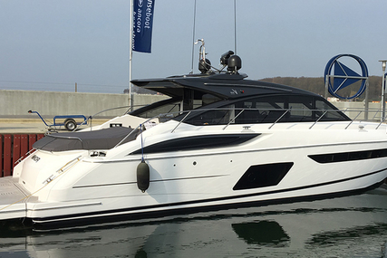 Princess V58 for sale in Germany for €1,365,000 (£1,203,247)