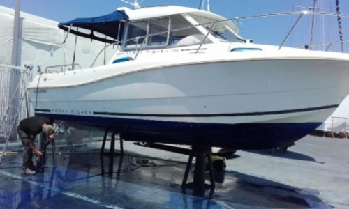 Image of Jeanneau Merry Fisher 725 for sale in France for €35,000 (£31,961) SAINT LAURENT, France