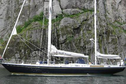 Nautor's Swan Swan 65-041 ketch for sale in Turkey for €575,000 (£525,076)