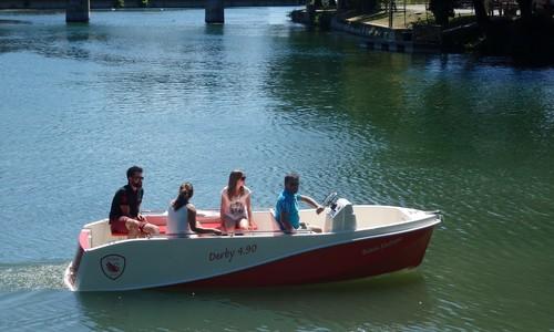 Image of Saviboat 4.90 for sale in United Kingdom for £15,000 Henley on Thames, United Kingdom
