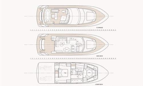 Image of Van Der Valk Flybridge 18.5m (Displacement) for sale in United Kingdom for P.O.A. London, United Kingdom