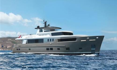 Image of Van Der Valk Explorer 28.5m for sale in United Kingdom for P.O.A. London, United Kingdom