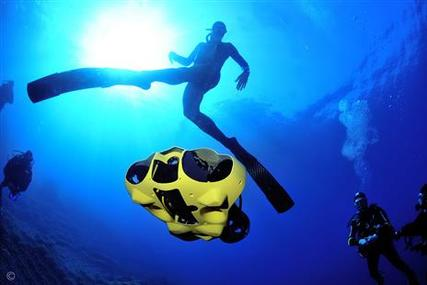 iBubble Autonomous Underwater Drone for sale in United Kingdom for €3,749 (£3,321)