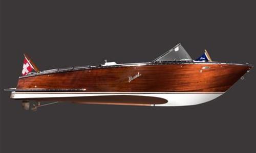 Image of Boesch 620 Bimini de Luxe for sale in United Kingdom for €189,800 (£162,681) London, United Kingdom
