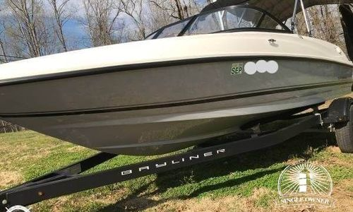 Image of Bayliner 175 Bowrider for sale in United States of America for $25,250 (£20,286) Killen, Alabama, United States of America