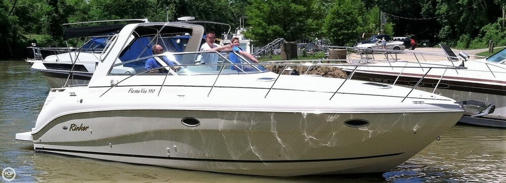 Rinker Boats For Sale >> Rinker Fiesta Vee 310 For Sale In United States Of America